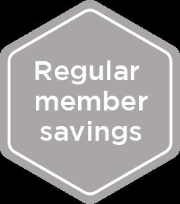 Regular--member-savings