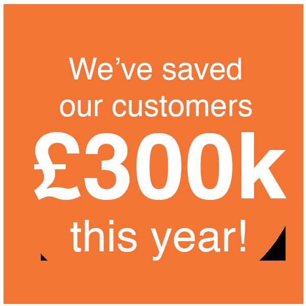 savings badge