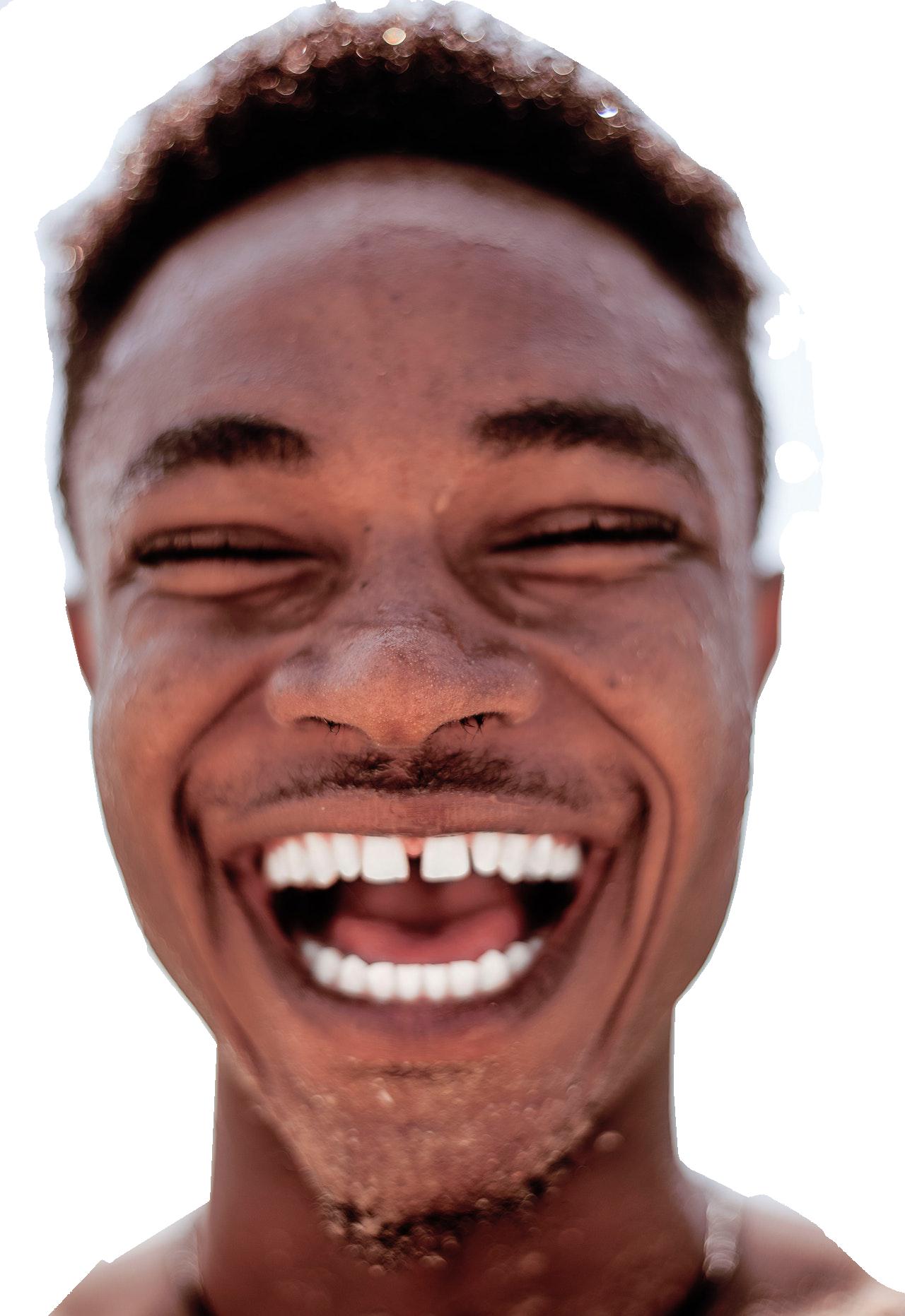 smiling man 1