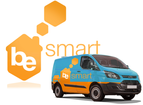 besmart motor logo